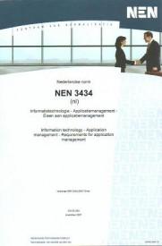 NEN3434 wordt vervangen door ISO16350